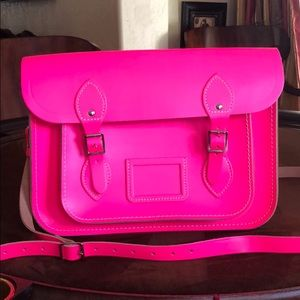Never worn crossbody purse from Bloomingdales!